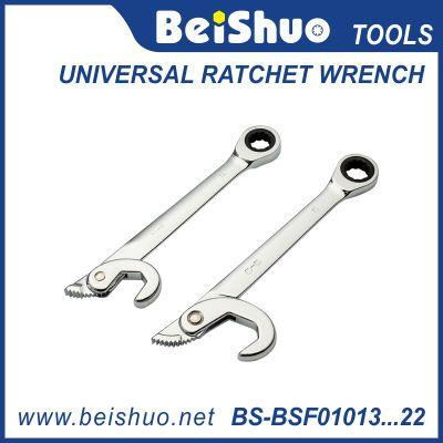 universal ratchet wrench