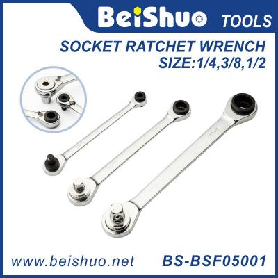 socket ratchet wrench