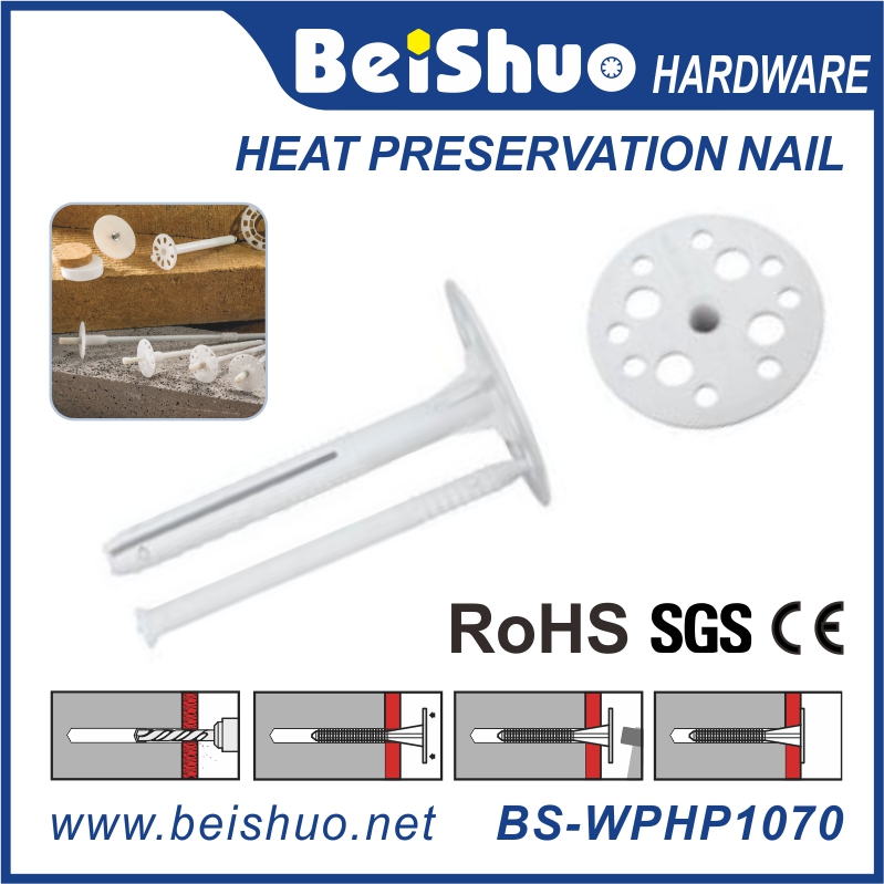 BS-WPHP1070 Heat Preservation Nail
