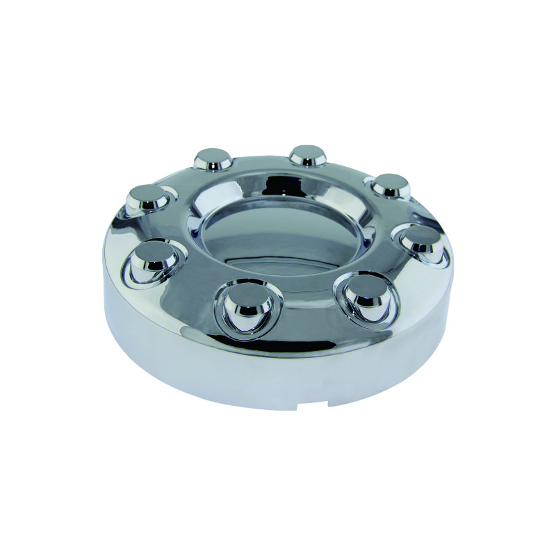 BS-HCF020-1 Chrome Plastic Front Axle Cover