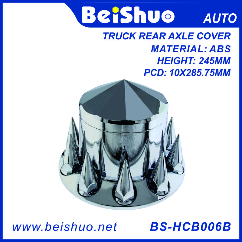 BS-HCB006B Chrome Truck Front Axle Cover