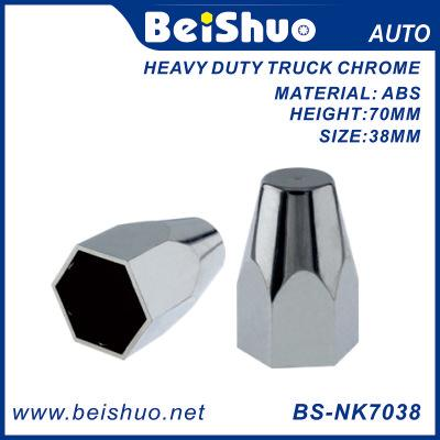 BS-NK7038 33mm ABS chrome Nut cover